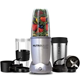 NutriBullet 1200 Series with Smart Technology, Keep Cool Cup, 1200W, 12pc Set,