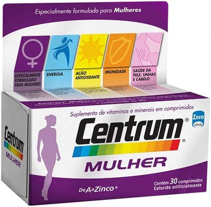 Complexo Vitamínico Centrum Mulher por Centrum