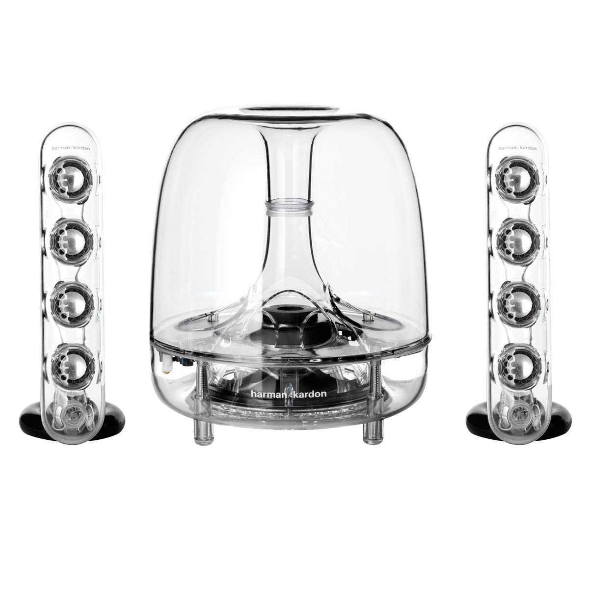 Harman Kardon Soundsticks III 2.1 Channel Multimedia Speaker System with Subwoofer by Harman Kardon