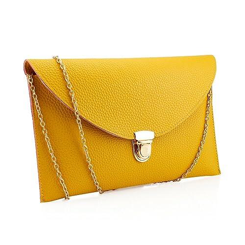 GEARONIC TM Fashion Designer Women Handbag Tote Bag PU Leather Shoulder  Ladies Girls Purse Teens For 4972a9875a07a
