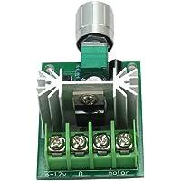 Nuevo PWM DC 6V-12V Eléctrico Motor Controlador Regulador