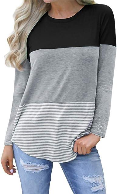 Women Maternity Clothes Breastfeeding Long Sleeve Nursing T-shirt Blouse Top US