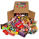 Your Favorite Party Mix of Premium Candy! Gold Bears, Skittles, M&M's, Blow Pop's, Tootsie Rolls, Mike & Ike's, & More.