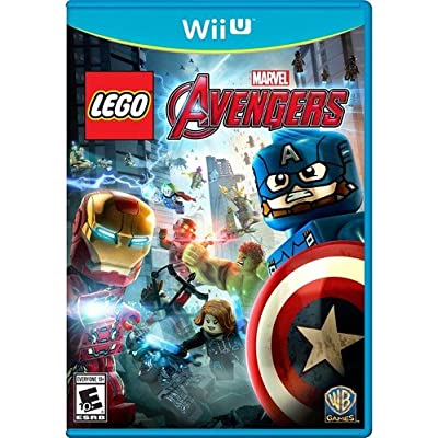 LEGO Marvel's Avengers - Wii U: Whv Games: Video Games