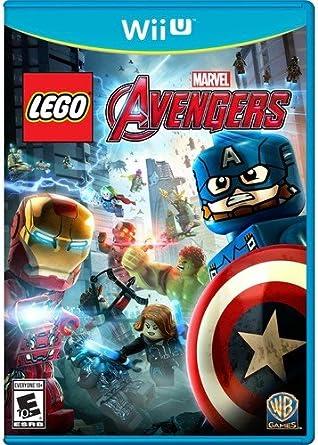 Lego Marvel Avengers For Nintendo Wii U Amazon Co Uk Pc Video Games