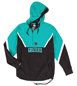 Amazon.com: Mitchell & Ness Vancouver Grizzlies NBA ...