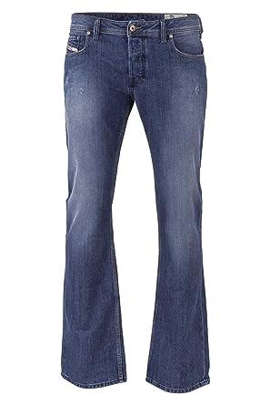 29fc0dc404 Diesel Hombre Zatiny 0844U Regular Bootcut Jeans