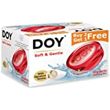 Doy Glycerin Transparent Soft and Gentle Soap (125g) (Pack of 3)