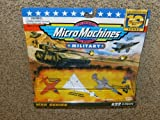 Micro Machines Military War Series X-Flyers #22 Collection