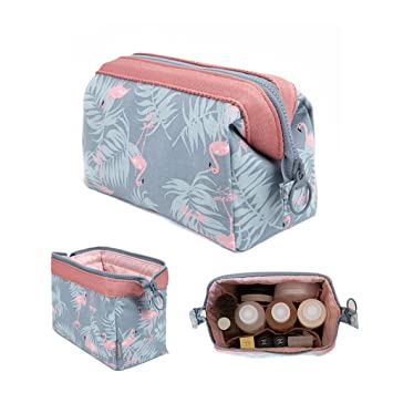 Amazon.com   Nice Pies Makeup Bag Travel Cosmetic Bags Jewelry Storage bag  Portable Multifunction Waterproof Travel Toiletry Bags Wash Organizer For  Women ... 275a777f69323