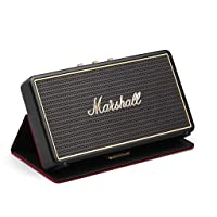 Deals on Marshall Stockwell Portable Bluetooth Speaker w/Flip Cover