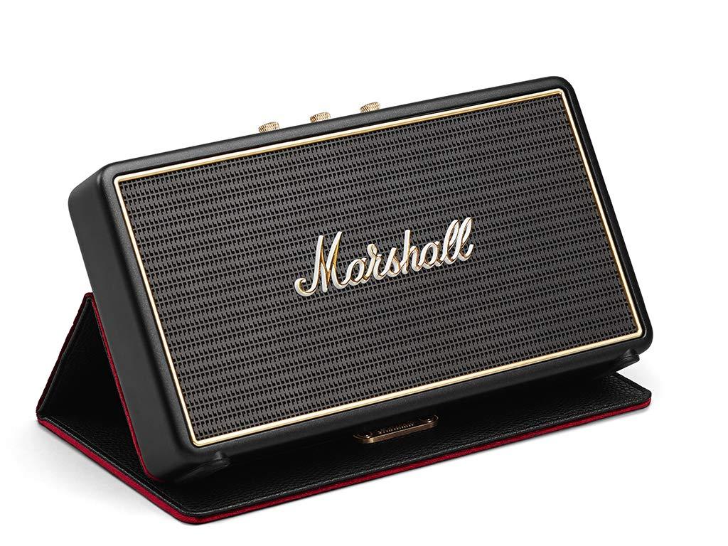 Marshall Stockwell Bluetooth Hoparlör, Siyah