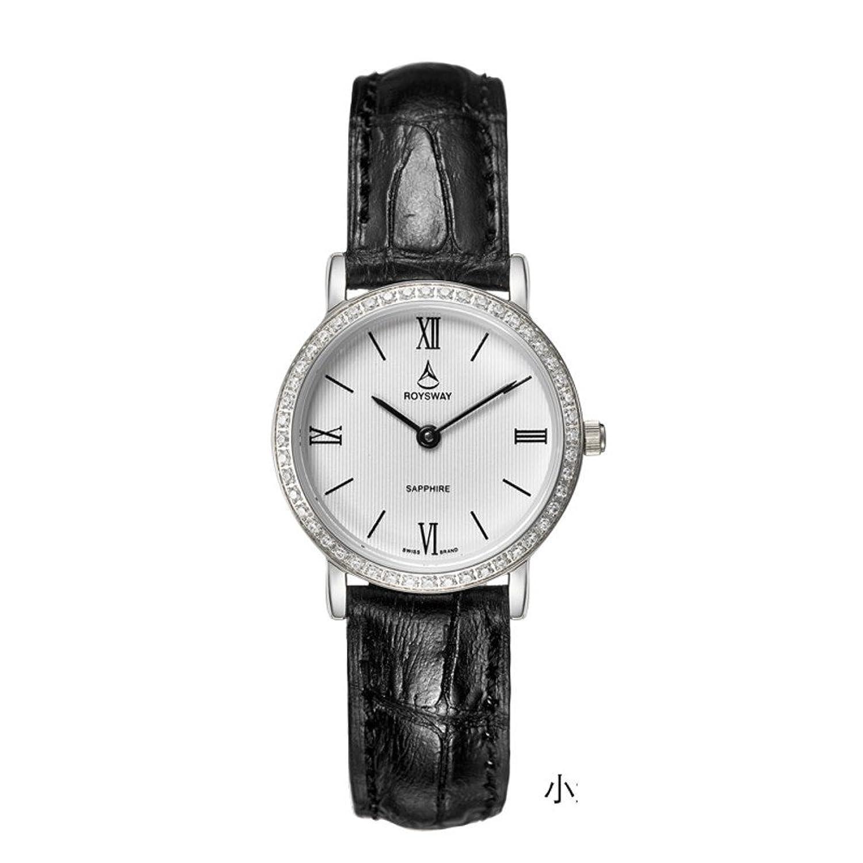 Quarzuhr wasserdicht-UltradÜnne Damenuhr-Einfache casual Uhren-G