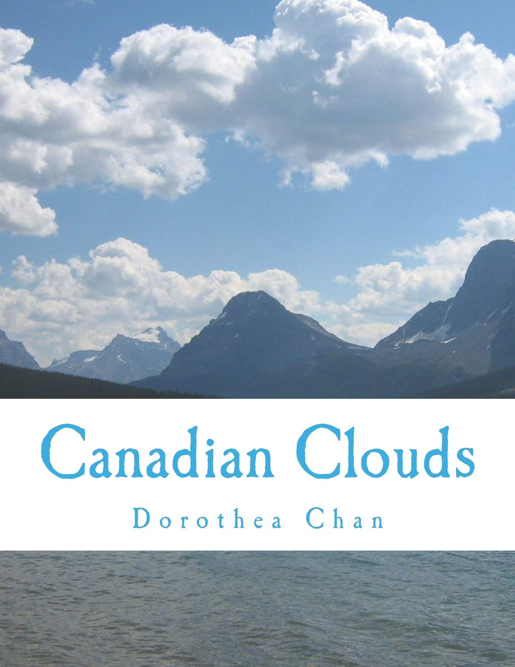 Canadian Clouds: Some with hidden faces in them! ebook