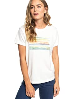 418e013ecb74c9 Amazon.com  Roxy Womens Chasing Waves Cropped Pocket Tee Arjzt05162 ...