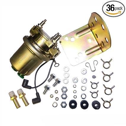 Amazon com: Diesel Care Lift Pump Fits Diesel, Fuel 5 9L 24V Isb