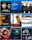 I Love Mega Movies Blu-ray Box Collection 10 Films - Bernie / Rampart / Bad Lieutenant / TransSiberian / Paris / What Maisie Knew / Trust / Proposition / Joan Rivers / Innkeepers Set