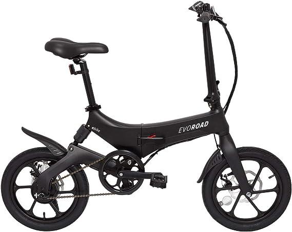 eBike EvoRoad - Bicicleta Eléctrica Ruedas 16