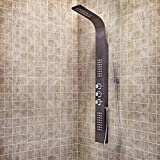 Best Vigo-shower-heads - VIGO Shower Panel System with Rain Shower Head Review