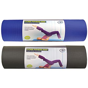 Amazon.com: Pilates-Mad Core Fitness (10 mm), color negro ...
