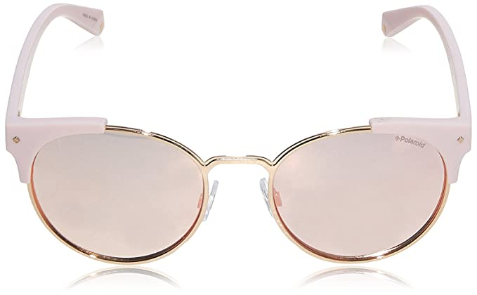 c8e346c8eea Amazon.com  Polaroid Sunglasses Women s Pld 6038 s x Polarized Round  Sunglasses