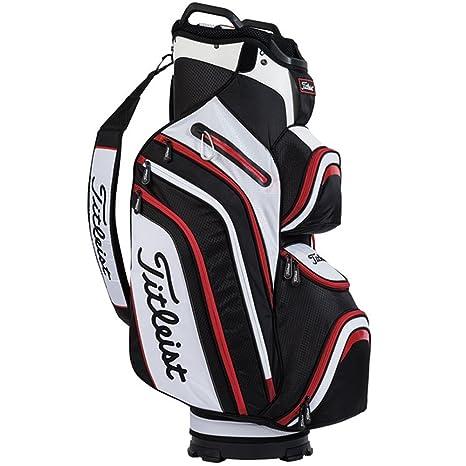 4fe0272398 Amazon.com   Titleist Deluxe Cart Bag