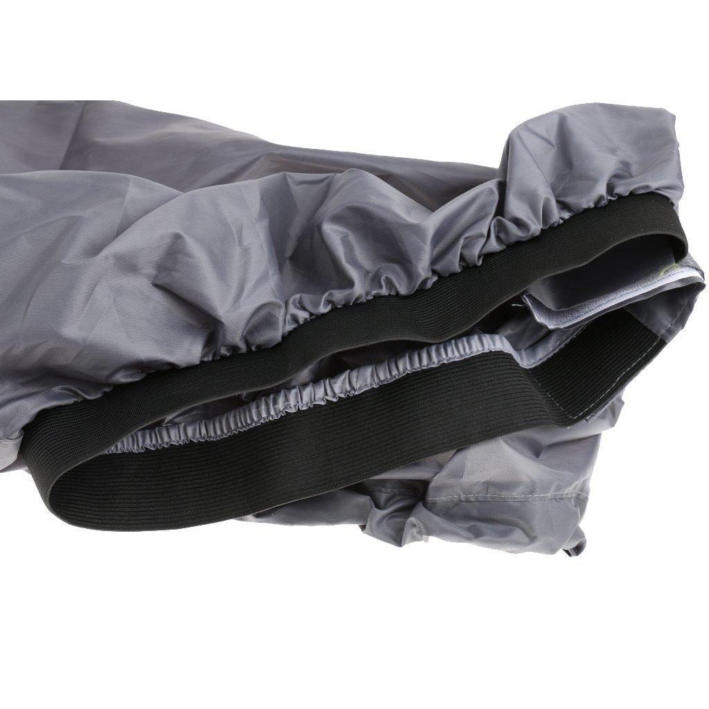 Universal Faldas Impermeable De Aerosol Kayak Cubierta Cubrir Falda Gris Cubrebañeras Ajustable: Amazon.es: Deportes y aire libre