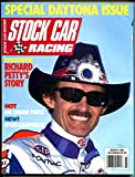 Stock Car Racing 3/1992-Richard Petty-Daytona-Ken Squirer-Speedweeks-FN