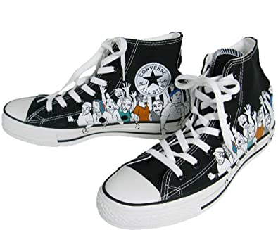 3af46416af72 Image Unavailable. Image not available for. Color  Converse All Star Print  Hi ...