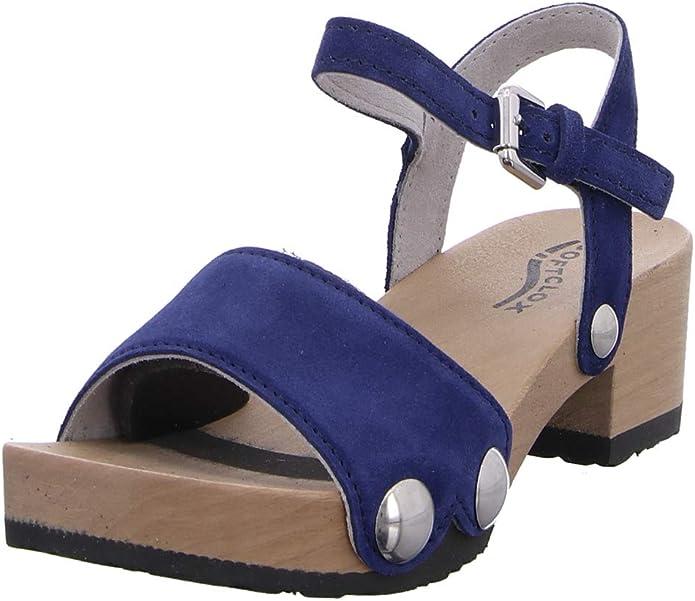 Softclox Penny Sandaletten 30 50mm gl. Boden, Blau