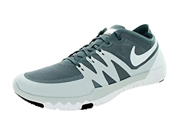 f32618e0a68a Image Unavailable. Image not available for. Color  Nike Men s Free Trainer  3.0 V3 Blue Graphite White PR Pltnm Training Shoe 8