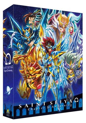 聖闘士星矢Ω Ω覚醒(オメガカクセイ)編 DVD-BOXの商品画像