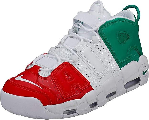 Perforar Temporada gasolina  Nike Air More Uptempo '96 Italy QS, Scarpe da Fitness Uomo: Amazon.it:  Scarpe e borse