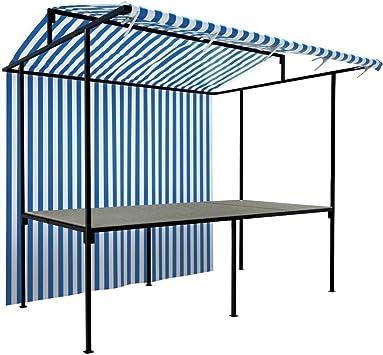 Basic soporte de puesto de mercado al aire libre comercio ...