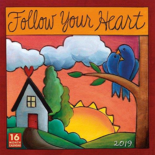 Sticks Furniture - Follow Your Heart 2019 Wall Calendar