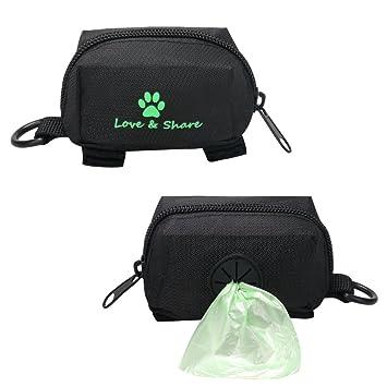Dispensador bolsas perro