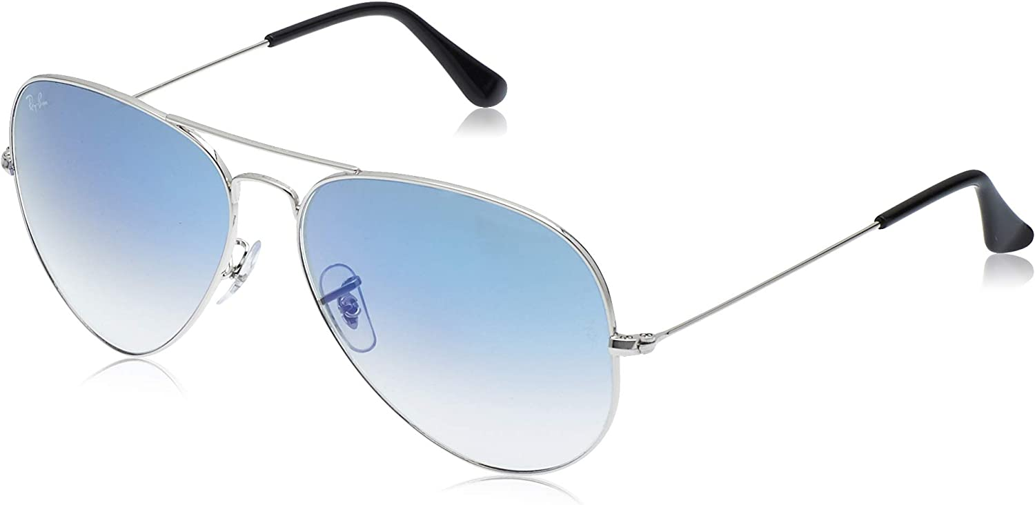 Ray-Ban Rb3025 Classic Gradient Pilot Sunglasses