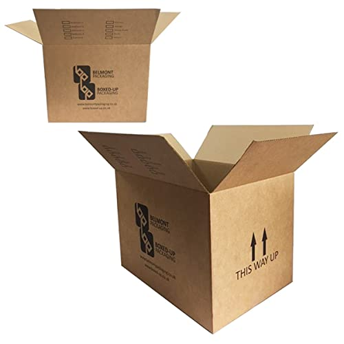 30 Cardboard House Moving Removal Packing Boxes