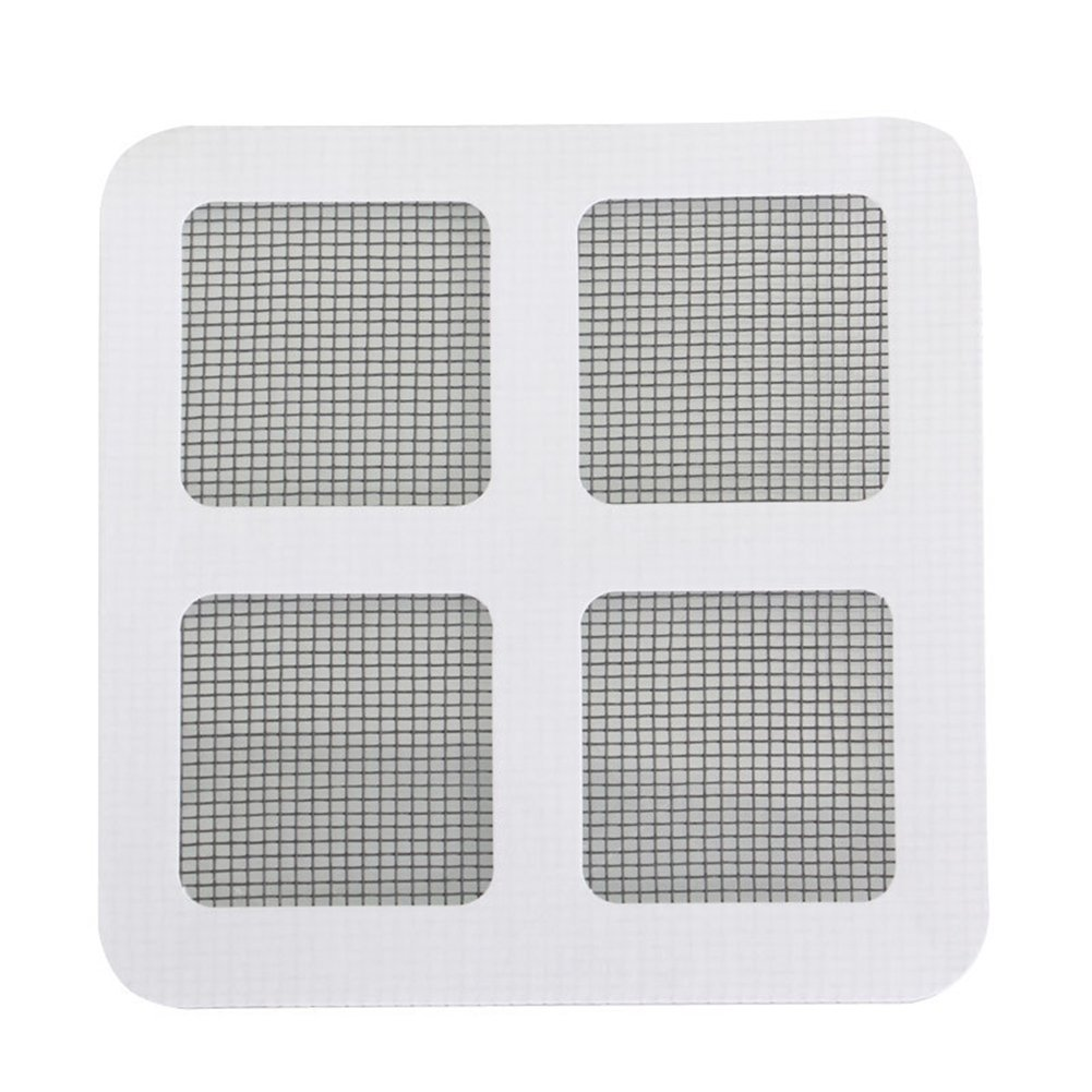 Alician Window Screening Repair Fix Tool Mosquito Net Loophole Repairing Patch for Home