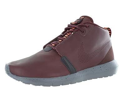 92fd6aed692bf NIKE ROSHERUN NM Sneakerboot PRM 684704 Braun 200 Sneaker Top Modell ...