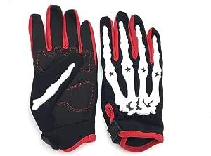 Pro-Biker Motorcycle Full Finger Gloves,C21-1Xl