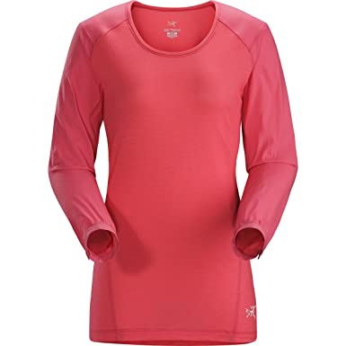 3c7ac7129be Arcteryx W Lana Comp LS Shirt - Pereskia - M - Womens lightweight versatile  hiking and trekking shirt  Amazon.co.uk  Clothing