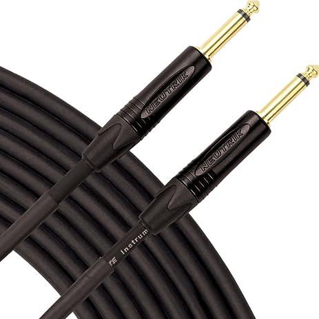 Amazon.com: Live Wire Livewire Elite Instrument Cable 3Ft: Musical ...