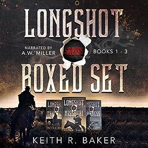 Longshot Series Boxed Set Audiobook