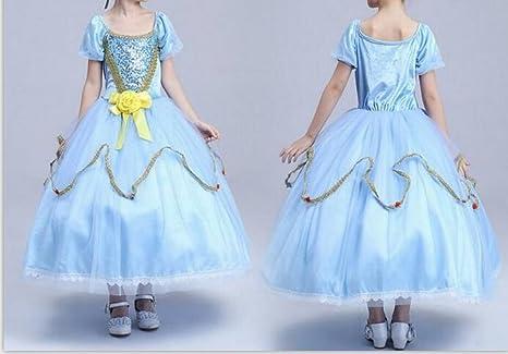 Las niñas de princesas disfraz Cosplay disfraz de Halloween ...