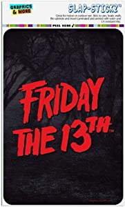 GRAPHICS & MORE Friday The 13th Logo Home Business Office Sign