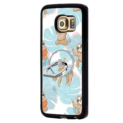 Amazon.com: Funda para Samsung Galaxy S6 con soporte para ...
