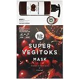 [WONDER BATH]スーパーベジトルクスマスクパック/ビューティーマスタージョーソンアベスト商品♥ワンダーバス♫Super Vegitoks Mask(RED)6PCS