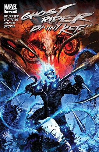 Ghost Rider: Danny Ketch (2008-2009) #4 (of 5) (Ghost Ketch Danny)