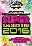 Super Karaoke Hits 2016 [Import anglais]
